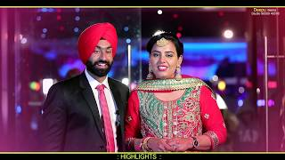 2018 | Harmeet Love Arshpreet | Sikh Wedding Highlights | Deepu Mehta Studio.