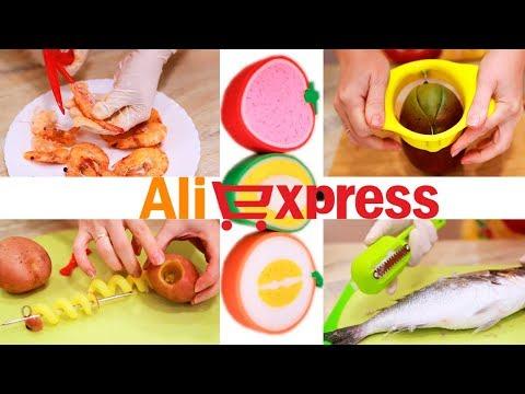 Товары для КУХНИ с Аliexpress/ Стоит ли покупать? ТЕСТ 3.