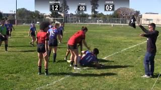 CSUN Women's Rugby vs. U of A
