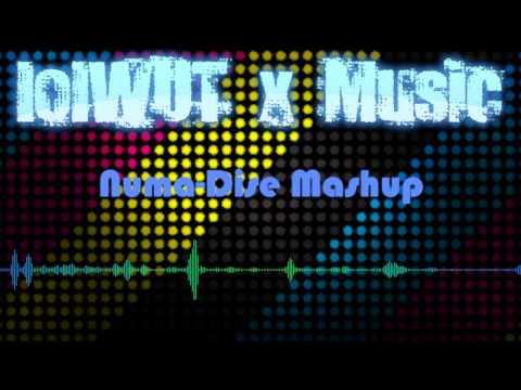 Numa-Dise Mashup by lolWUTxMusic   O-Zone vs. Coldplay vs. Linkin Park