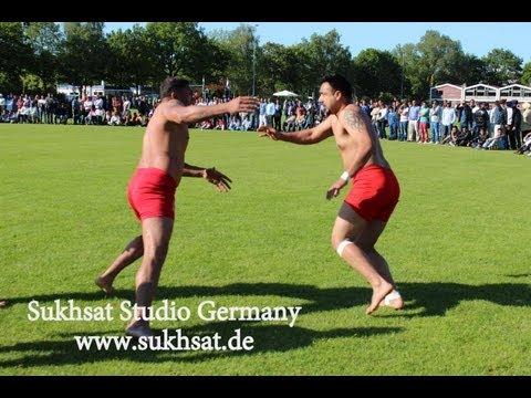 Kabaddi Mela Frankfurt | 2013 | Final | Sukhsat Studio | ਸੁਖਸਤ ਸਟੂਡੀਓ ਕਲੋਨ ਜਰਮਨੀ..