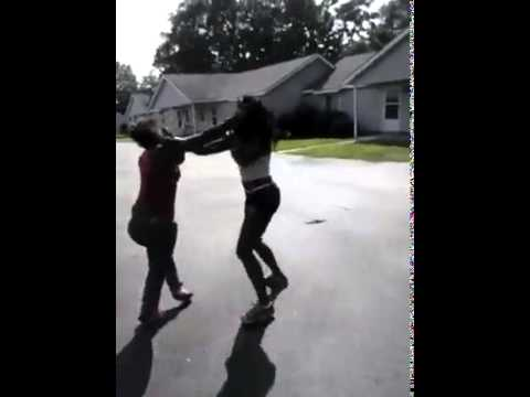 Black girls fighting in clinton nc!