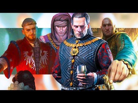 Новый владыка Севера в Ведьмак 3, кто он? Решать тебе!