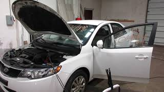 Parting out a 2010 Kia Forte parts car - 180494 - Tom's Foreign Auto Parts
