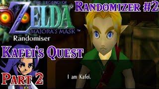Zelda: Majora's Mask Randomizer 2019   Kafei's Quest - Part 2