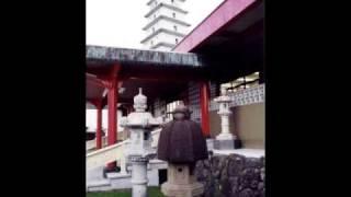 9 Honzan Shorinji Shaolin Temple Kagawa Japan 2000