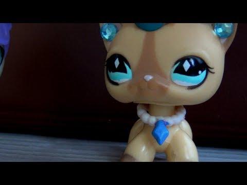 Littlest pet shop(LPS)The girl for the Prince(Девушка для принца) 1 сезон 4 серия