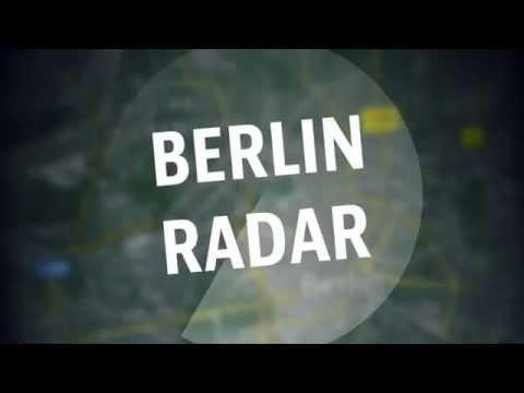 """""""BerlinRadar"""": Die neue News-App für Berlin ist da"""