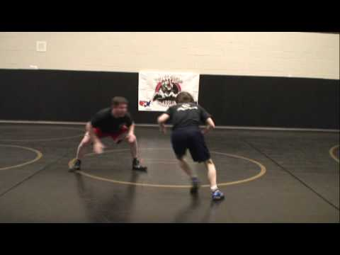 Lions Pride Grappling: Hand Fighting Freestyle Wrestling Technique Image 1