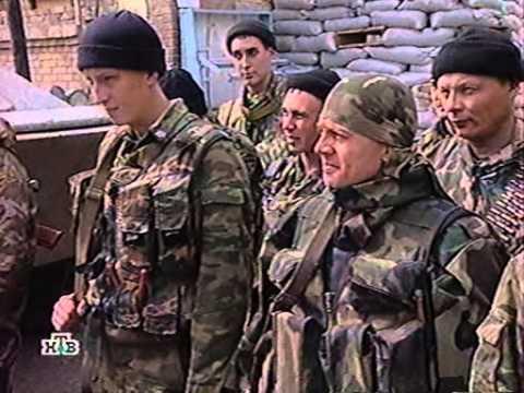 Контрабасы О контрактниках в Чечне  2001 год