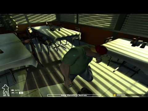 Swat 4 - Gameplay e baboseiras[HD]
