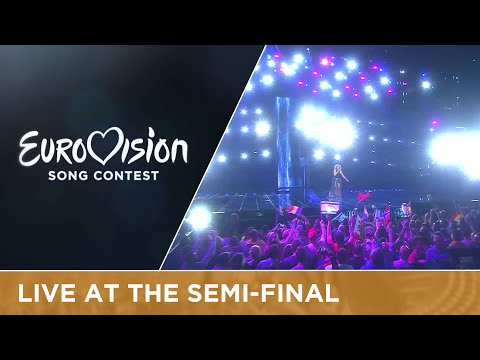 Rykka - The Last Of Our Kind (Switzerland) Live At Semi-Final 2 Eurovision Song Contest