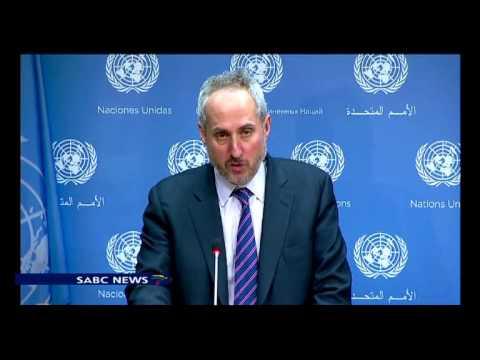 UN lauds South Sudan's warring partners' agreement