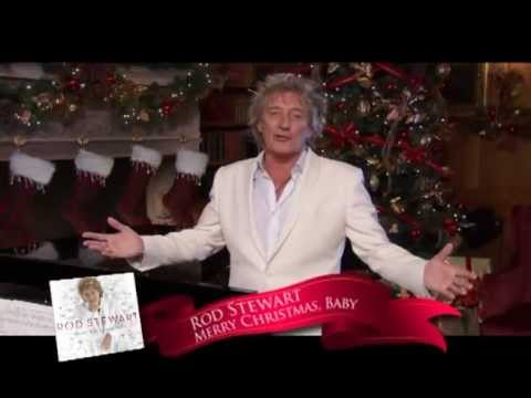Rod Stewart - Merry Christmas, Baby video