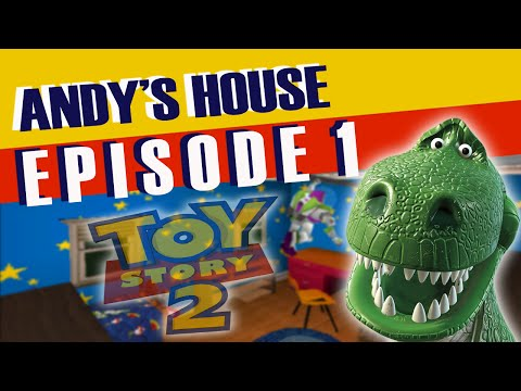 Toy Story 2: Buzz Lightyear to the Rescue! - Episode 1 -