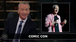New Rule: Big Show with Crazy Maniac | Real Time with Bill Maher (HBO)
