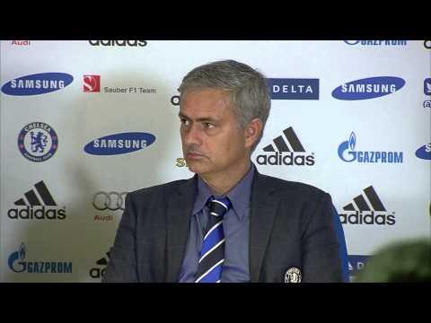 Jose Mourinho on clash with Arsene Wenger during Chelsea v Arsenal -