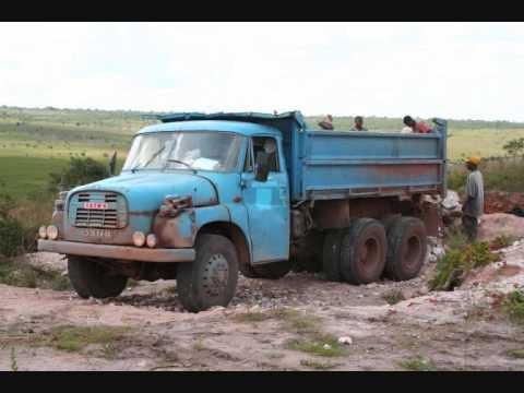 Tatra 148 - angola, kuito