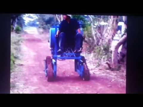 รถฉีดปุ๋ยและพ่นสารเคมีราคาประหยัด ( Spraying Agricultural Machine )