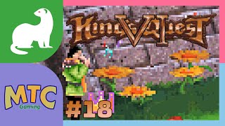 Let's Co-Play King's Quest VI Part 18 — THOSE ARE NOT WALLFLOWERS