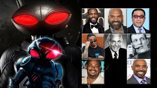 "Characters Voice Comparison - ""Black Manta"""