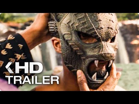 BLACK PANTHER Trailer 3 (2018)
