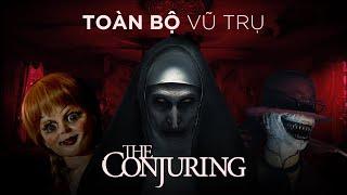 The Conjuring: Dòng thời gian của VŨ TRỤ KINH DỊ ANNABELLE