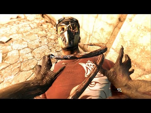 Dying Light Be the Zombie Fun Part 2  Ultra Settings