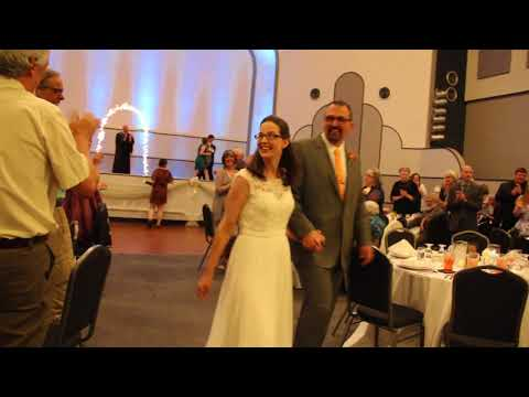 Tony Stanfa & Julia Laken Wedding
