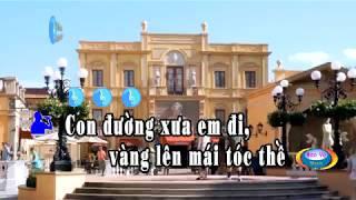 Con Duong Xua Em Di    Hoa Tau Guitars and Harmonica _ Beat Chuan _ Bao Vo Music _ Original Beat