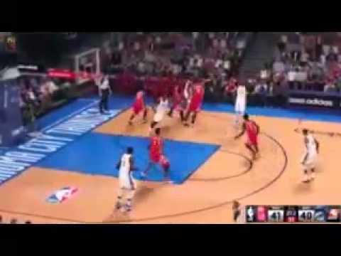 NBA 2K15 Xbox 360 Minnesota Timberwolves vs Portland Trail Blazers with Friends