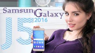 Видео-обзор смартфона Samsung Galaxy J5 (2016)