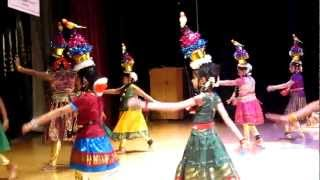 Karakattam Dance by Hindu Temple Kids