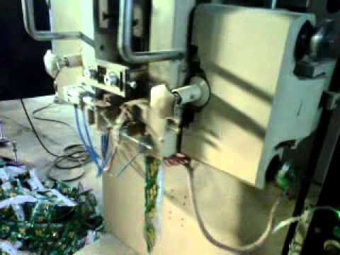 Gutkha Pan Masala Zipper Pouch Packaging Machine.3gp video