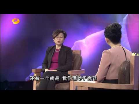 綜藝 背後的故事之李少紅 一個中國女導演的獨白