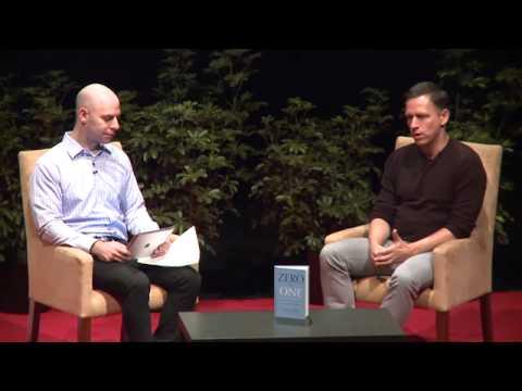 Authors@Wharton Speaker Series presents Peter Thiel