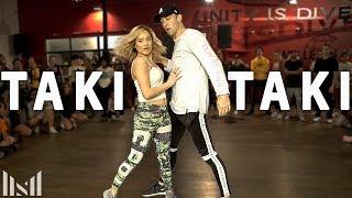 Taki Taki Dj Snake Cardi B Ozuna Selena Gomez Dance Matt Steffanina Chachi