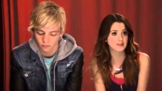 Ross Lynch & Laura Marano Interview