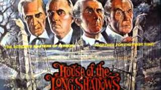 House of the Long Shadows. Musica: Richard Harvey