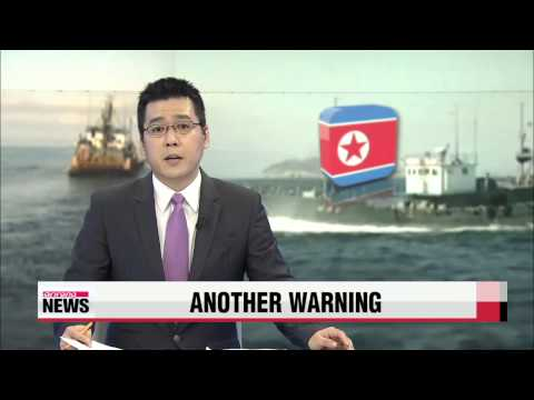 Pyongyang sends warning message to Seoul to retuirn crewmen 북한, 선원 전부 송환요구
