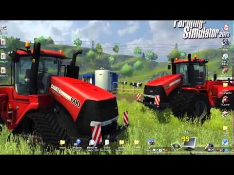 como descargar e instalar Farming Simulator 2013 español