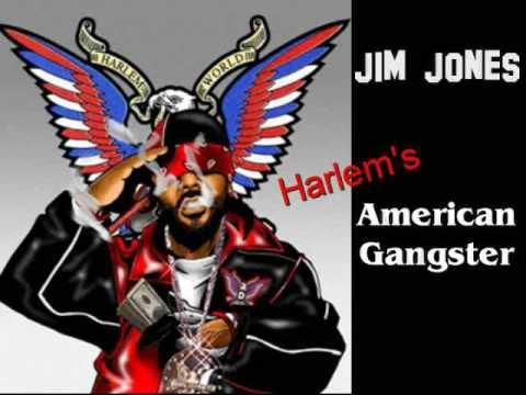 Jim Jones (Harlem's American Gangster) Shots @ Jay-Z