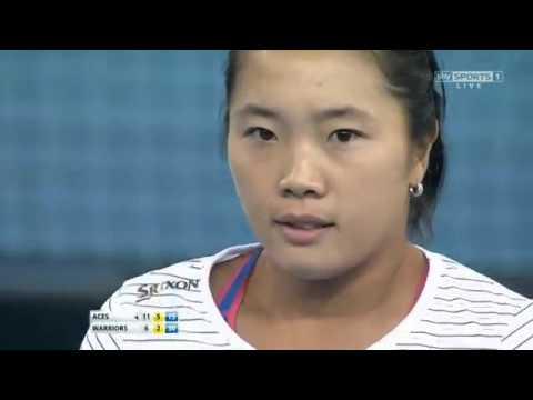 [HD] Agnieszka Radwanska vs Mirjana Lucic Baroni & Kurumi Nara FULL MATCH IPTL New Delhi 2