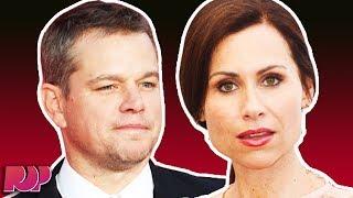 Matt Damon Doesn't Understand Sexual Abuse