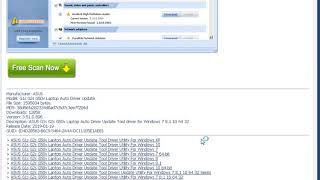 ASUS G1s G2s G50v Laptop Auto Driver Update Tool Driver Utility For Windows 7 8.1 10 64 32