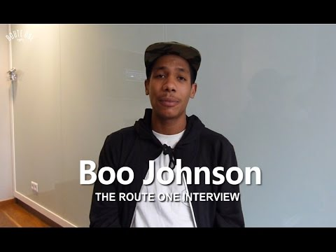 Boo Johnson: The Route One Interview