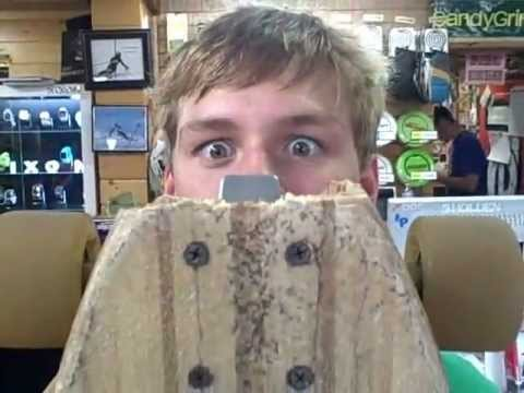 Sector 9 Bamboo Pintail - Blast from the past