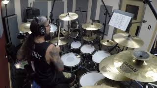 Mike Portnoy Drum Cam - Liquid Tension Experiment - The Passage Of Time