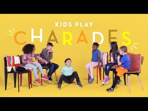 Charades | Kids Play | HiHo Kids