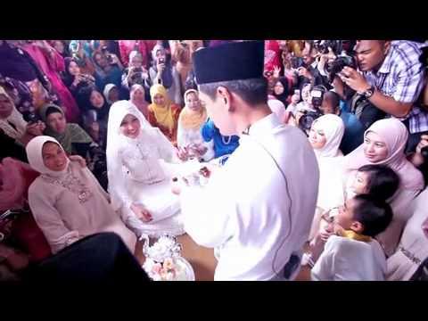 Majlis Perkahwinan Datuk Dr. Sheikh Muszaphar & Datin Dr. Halina Yunos - Malaysian Astronaut